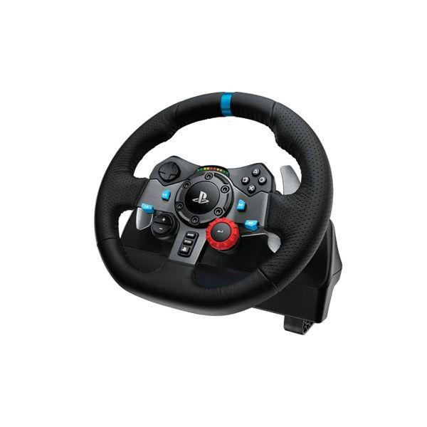 VOLANTE LOGITECH G29 DRIVING FORCE PARA PC Y PS3/PS4 (941-000111)