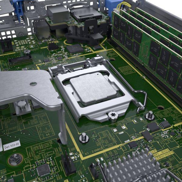 SERVIDOR DELL POWEREDGE R230 XEON-1220V5 8GB 1TB RACK 1U 7WK6N