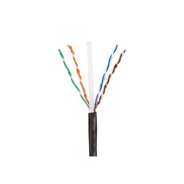 CABLE UTP PANDUIT PUO6C04BL-U 305 METROS COLOR NEGRO