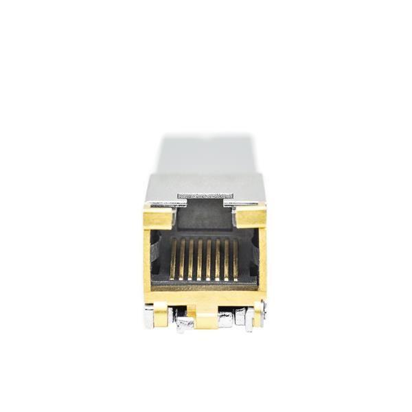 MODULO TRANSCEPTOR SFP+ DE COBRE RJ45 10GBPS 30M SFP10GBTST