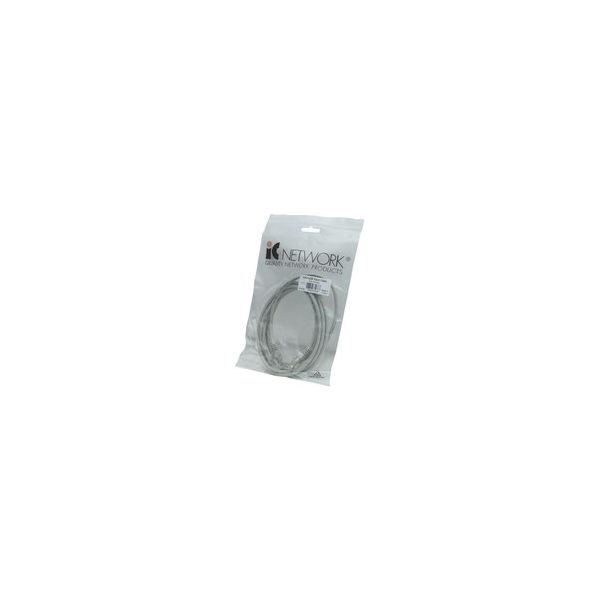 CABLE PATCH UTP CAT 5E INTELLINET 3.0 MTS (10.0F) GRIS 319768
