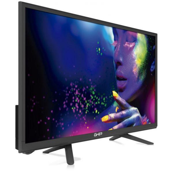 PANTALLA TV GHIA 24'' HD 720P HDMI USB VGA