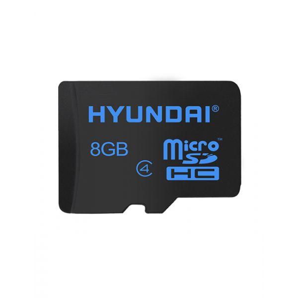 MEMORIA MICRO SD HYUNDAI SDC8GC4 8 GB AZUL CLASE 4
