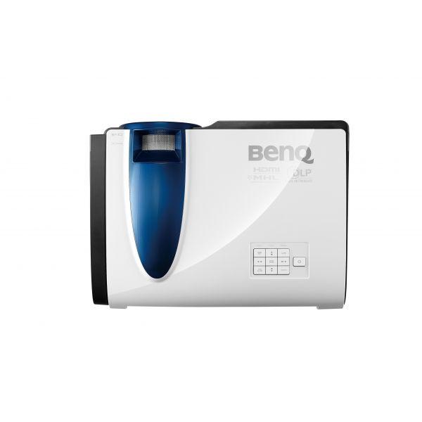 PROYECTOR BENQ LX810STD DLP, XGA 1024 X 768, 3000 LÚMENES, TIRO CORTO