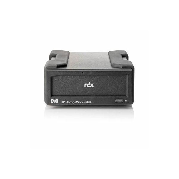 HPE SISTEMA DE COPIA DE SEGURIDAD DE DISCO EXTERNO RDX+ 500GB USB 3.0