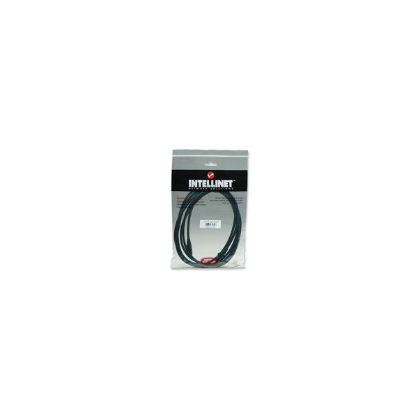 CABLE DE RED CAT6 UTP INTELLINET RJ45 MACHO-MACHO 3MTS VERDE 342506