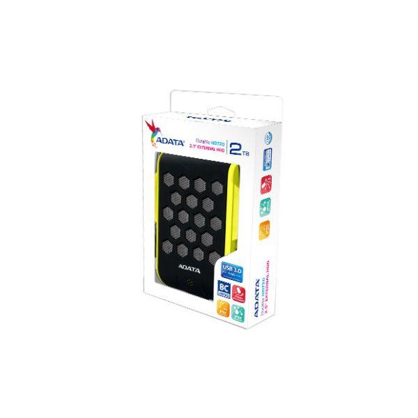 DISCO DURO EXTERNO ADATA HD720 2TB 3.1 VERDE (AHD720-2TU31-CGN)