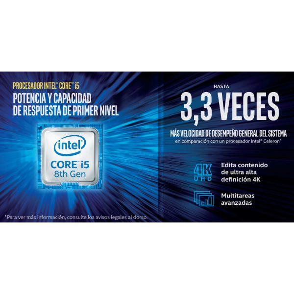 LAPTOP LENOVO IDEAPAD 330S CORE I5 4GB 1TB 15.6'' WIN10 81F500BFLM