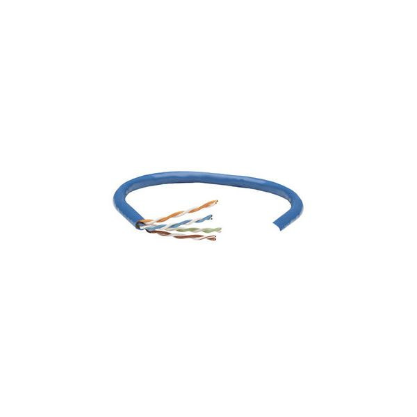 BOBINA CABLE INTELLINET CCA UTP CAT 5E AZUL 305 MTS (362344)