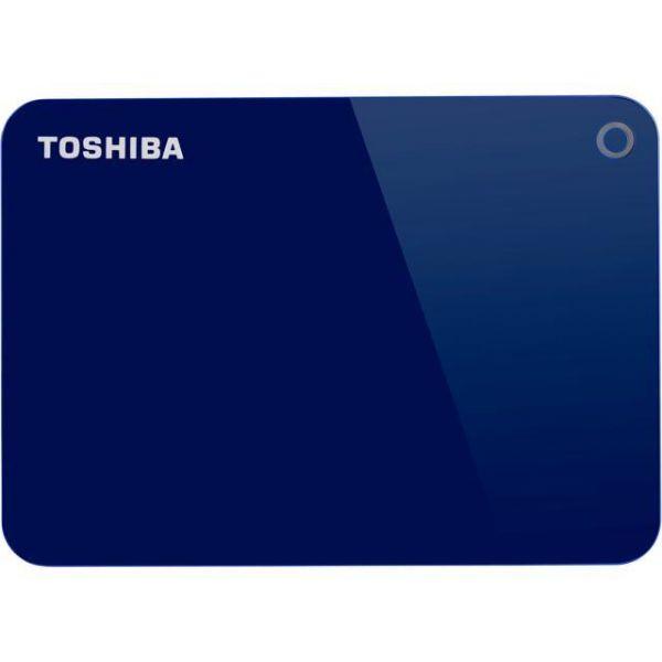 DISCO DURO EXTERNO TOSHIBA CANVIO ADVANCE 1TB 2.5
