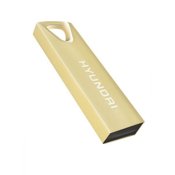 MEMORIA USB HYUNDAI U2BK/16GAG ORO 16 GB USB 2.0