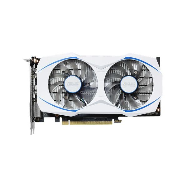 TARJETA DE VIDEO ASUS DUAL-GTX1050-O2G 2GB GDDR5 128BIT DVI/HDMI/DPOR