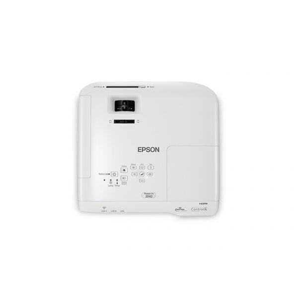 PROYECTOR EPSON POWER LITE 2042 4400 LUMENS XGA RJ45 2XHDMI V11H874020