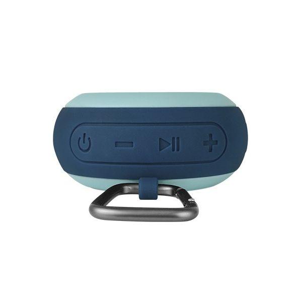 BOCINA BLUETOOTH SUMERGIBLE CANNONBALL AZUL PERFECTCHOICE PC-112808