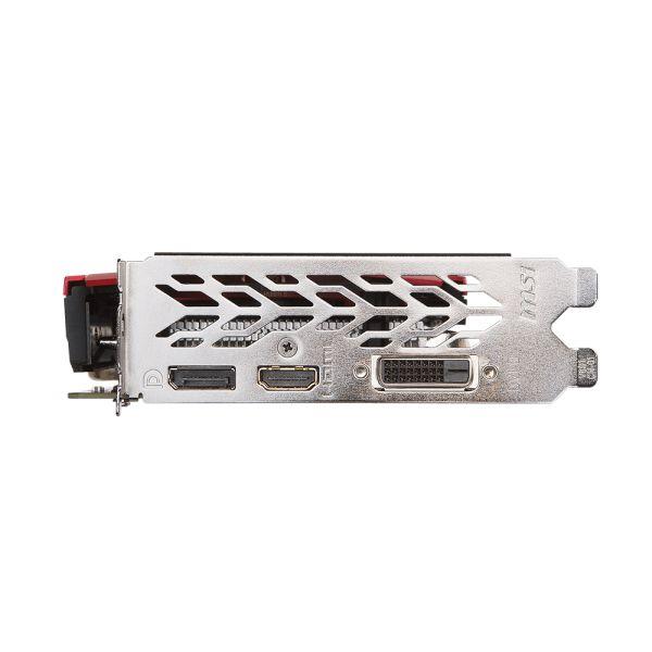 TARJETA DE VIDEO MSI GEFORCE GTX 1050 GAMING X 2G NVIDIA GDDR5