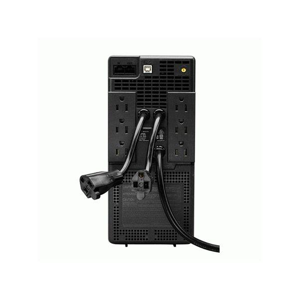 NO BREAK TRIPPLITE OMNIVS USB 1KVA 500W 8 CONT 14MIN RESP