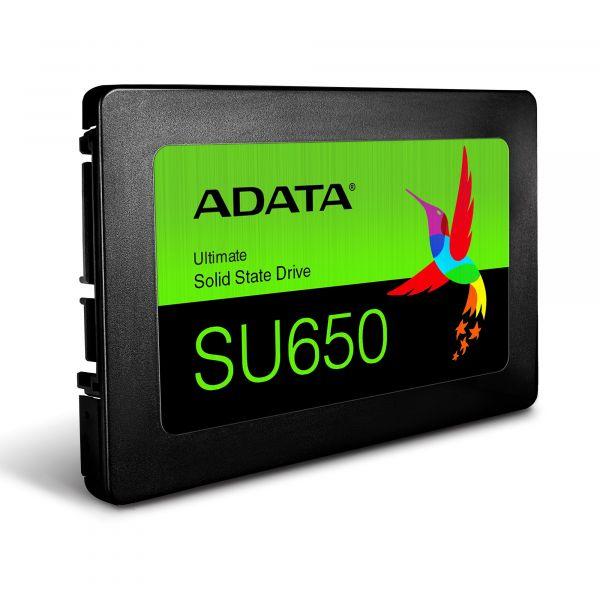 UNIDAD SSD ADATA SU650 480GB SATA III 2.5