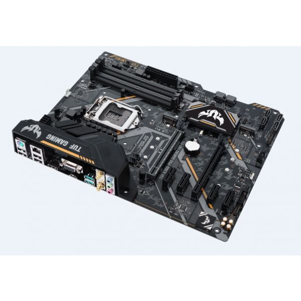 TARJETA MADRE ASUS TUF B360-PRO GAMING (WI-FI) 4DDR4 HDMI/VGA 8va 1151