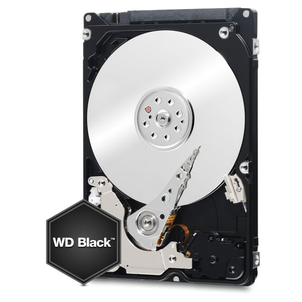 DISCO DURO P. LAPTOP WESTERN DIGITAL BLACK 2.5