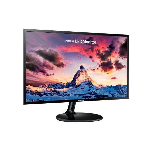 Monitor SAMSUNG LS24F350FHLXZX, 23.6 pulgadas, 250 cd / m², 1920 x 108