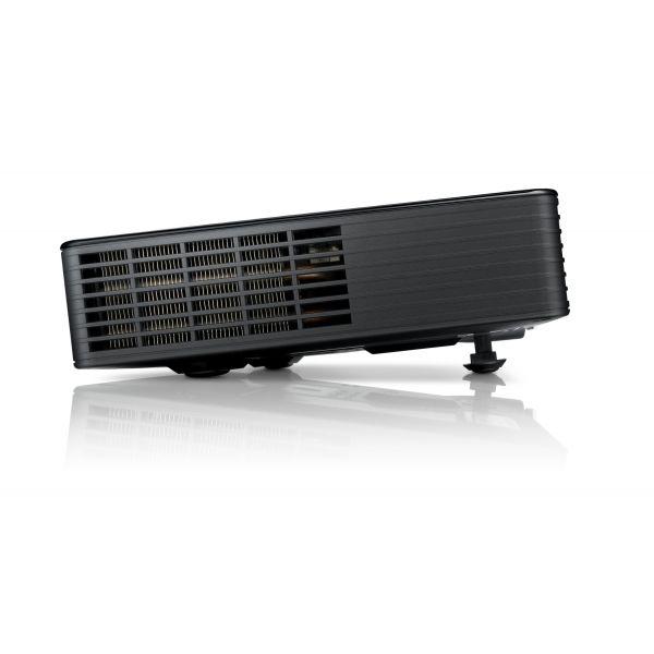 PROYECTOR DELL 1450 DLP, XGA 1024 X 768, MAX. 3000 LÚMENES, 3D, NEGRO