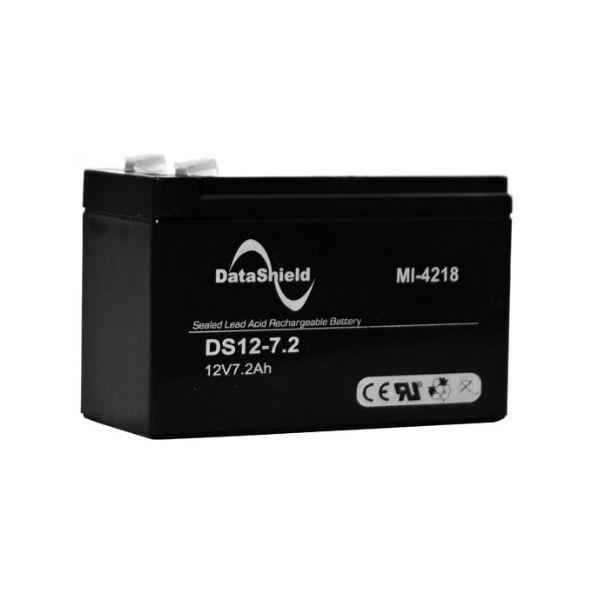 BATERIA PARA NO BREAK DATASHIELD MI-4218 12 V 3 AÑO(S) COLOR NEGRO