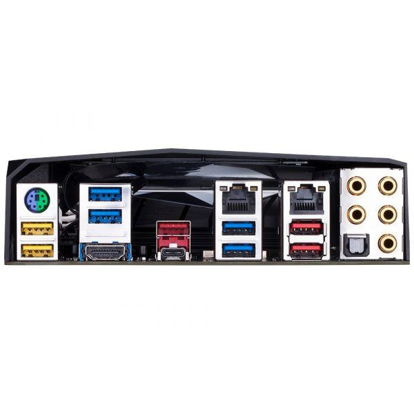 TARJETA MADRE GIGABYTE GA-AX370-GAMING K7 4DDR4 1PCIe16 HDMI SOC AM4