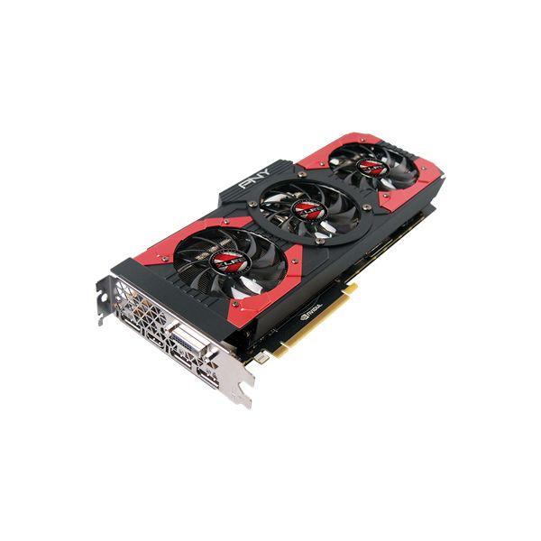 TARJETA DE VIDEO PNY VCGGTX10808XGPB-OC GTX 1080 XLR8 GAMING OC 8GB DD