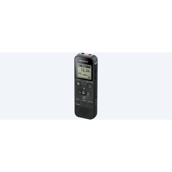 GRABADORA REPORTERA SONY 4GB USB NEGRO ICD-PX470