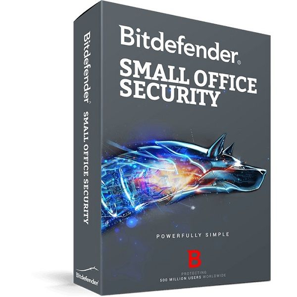 BITDEFENDER SMALL OFFICE SECURITY 5USR + 1SERVER  (TMBD-052)