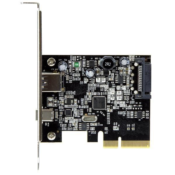 TARJETA PCI EXPRESS STARTECH 2 PTOS USB 3.1 10 GBIT/S PEXUSB311AC2