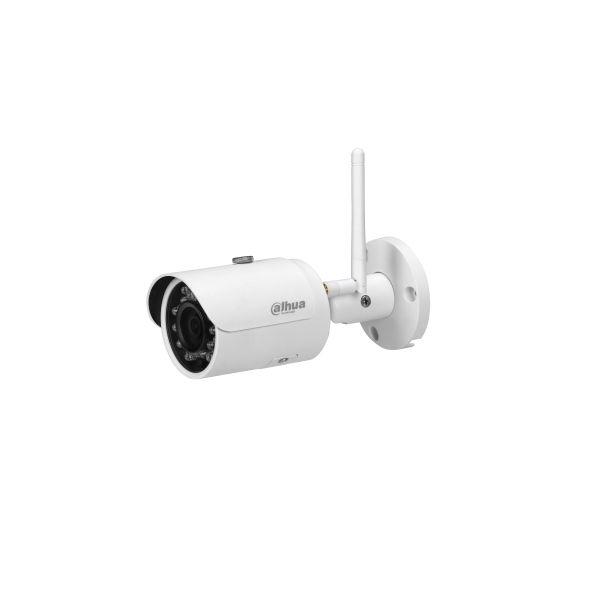 CAMARA MINI BULLET DAHUA 3MP WIFI IP67 DWDR 2.8MM IR30M IPC-HFW1320S-W