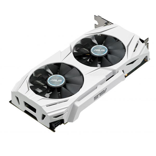 TARJETA DE VIDEO ASUS DUAL-GTX1060-6G 6GB DDR5 DVI/HDMI/DPORT NVIDIA