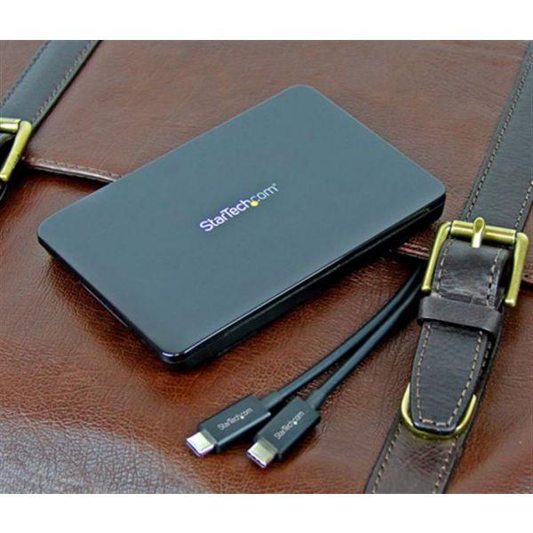STARTECH GABINETE USB 3.1 PARA DD/SSD SATA 2.5