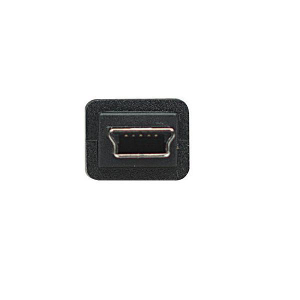 CABLE MANHATTAN USB A MACHO - MINI B MACHO 1.8M NEGRO 333375