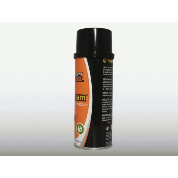 ESPUMA LIMPIADORA PERFECT CHOICE E-FOAM,400G,NARANJA  PC-030089