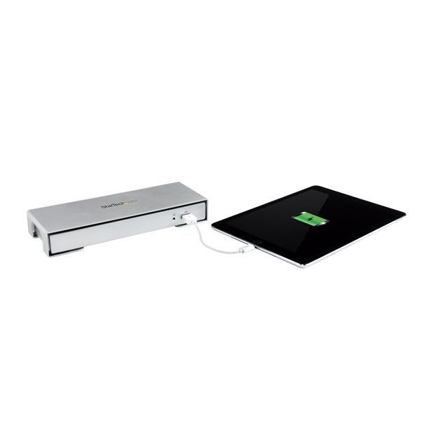 REPLICADOR DE PUERTOS STARTECH THUNDERBOLT2 HDMI MINIDSPLAYPORT USB