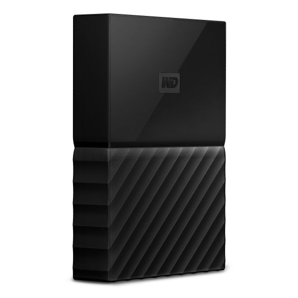 DISCO DURO PORTATIL MY PASSPORT WESTERN DIGITAL 4TB USB 3.0 NEGRO