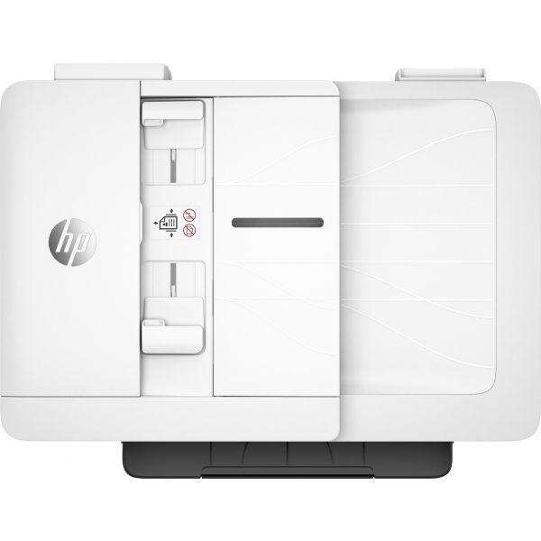 IMPRESORA HP 7740 600 X 600 DPI INYECCION DE TINTA 22PPM 30MIL P P/MES