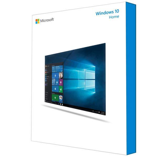 WINDOWS 10 OEM HOME 64 BITS ESPAÑOL DVD KW9-00142