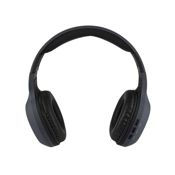 AUDIFONOS BLUETOOTH PERFECT CHOICE ON EAR NEGRO PC-116752