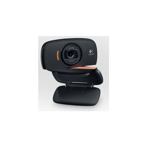 CAMARA WEB LOGITECH C525 HD 720P 8MPX MICRO CLIP (960-000715)