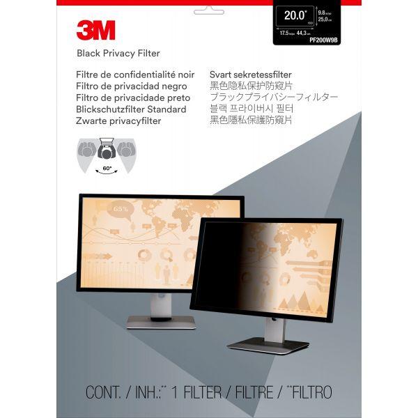 3M FILTRO DE PRIVACIDAD P. PANTALLA LCD 20
