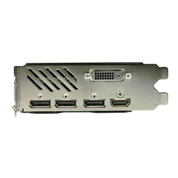 TARJETA DE VIDEO GIGABYTE RX580 8GB GDDR5 GV-RX580GAMING-8GD REV 2.0