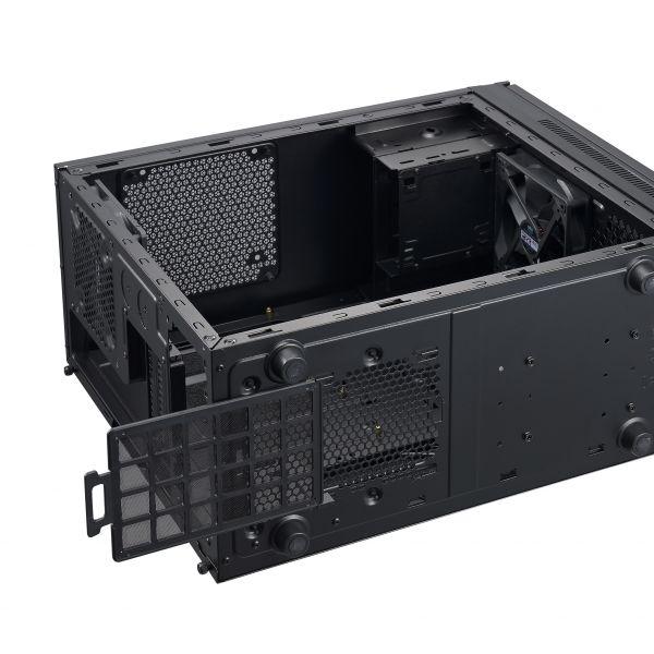 GABINETE COOLER MASTER SILENCIO 352 MINI-ITX NEGRO SIL-352M-KKN1