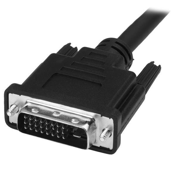 CABLE ADAPTADOR STARTECH USB-C A DVI-D 2 MTS COLOR NEGRO