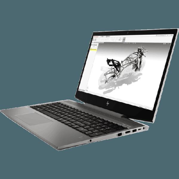 WS HP ZBOOK 15V G5 i7-8750H 8GB 1TB P600 15.6