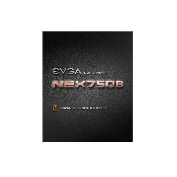 FUENTE DE PODER EVGA 110-B1-0750-VR SUPERNOVA 750W B1 80 PLUS BRONZE