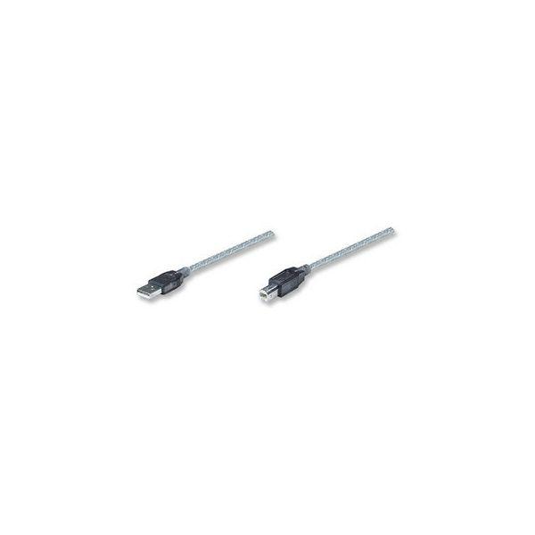 CABLE USB MANHATTAN V2.0 A-B 11.0M ACTIVO 510424