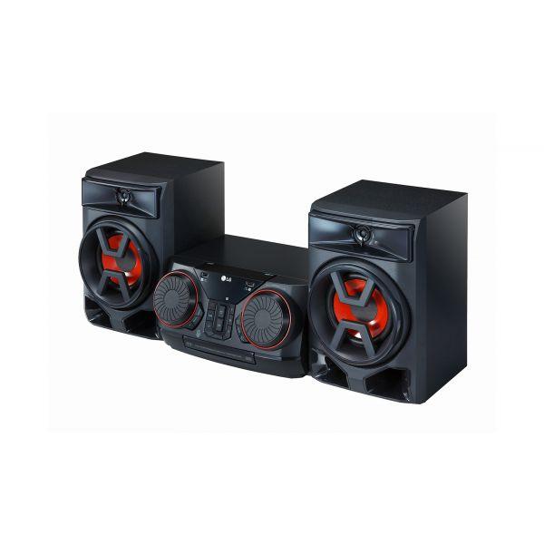 MINICOMPONENTE LG CK43 300W CD AUX 2xUSB BLUETOOTH FM